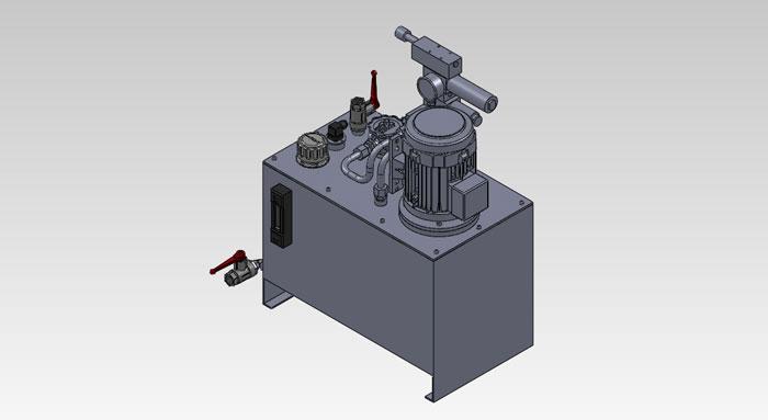centrale hydraulique 1 5kw conjonction disjonction meca hp sp cialiste industriel en. Black Bedroom Furniture Sets. Home Design Ideas