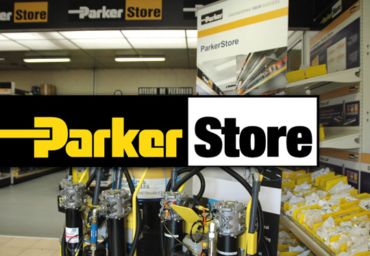 Magasin Parker store